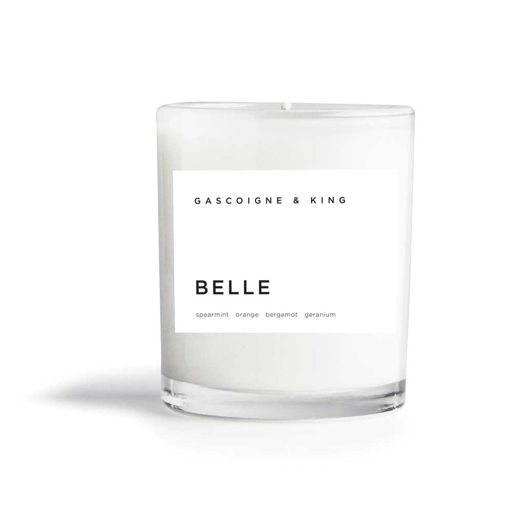Gascoigne & King Belle Candle