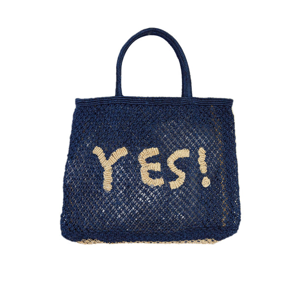 The Jacksons Woven Jute Bag - YES!