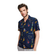 Scotch & Soda Hawaiian Shirt