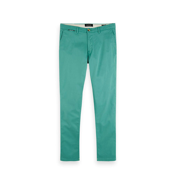 Scotch & Soda Stuart Chino Pants Emerald