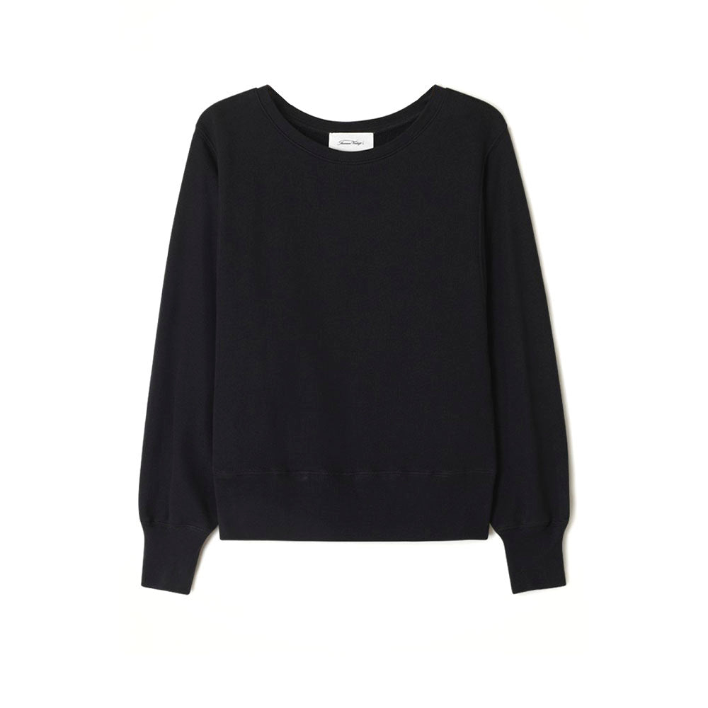 American Vintage Fobye Sweater - Black