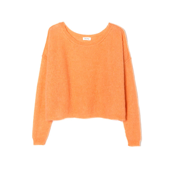 American Vintage Zazow Knit Pullover Nectar