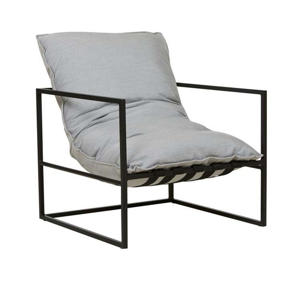 Globewest Aruba Frame Outdoor Occasional Chair Outdoor