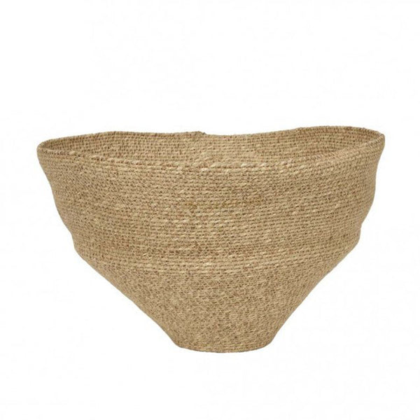 Lark Woven Seagrass Bowl Natural