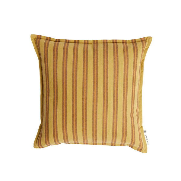 Safari Stripe Cushion Cover Golden Tan 55*55
