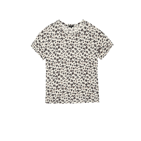Rails Meli 2268 Cheetah Tee