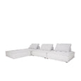 Collins One Seater Sofa Natural | Uniqwa Furniture
