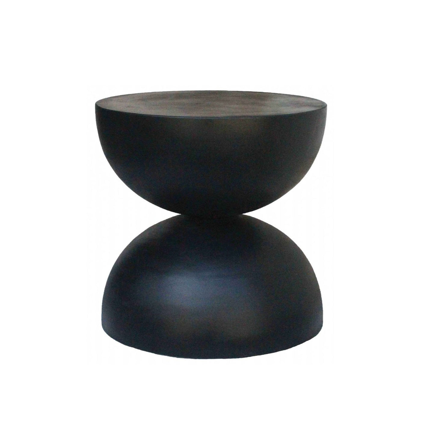 Uniqwa Furniture Mele Stool - Black Wood