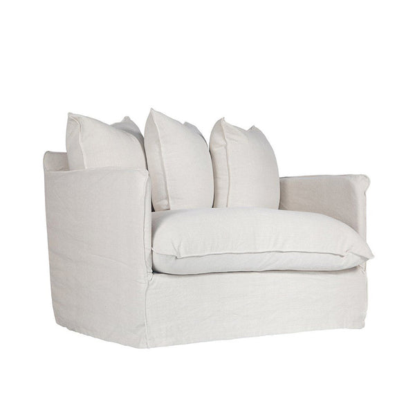 Singita One Seater Sofa Sand | Uniqwa Furniture