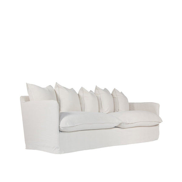 Singita Three Seater Sofa Sand | Uniqwa Furniture