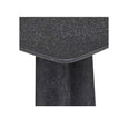 Livorno Outdoor Bar Table Black