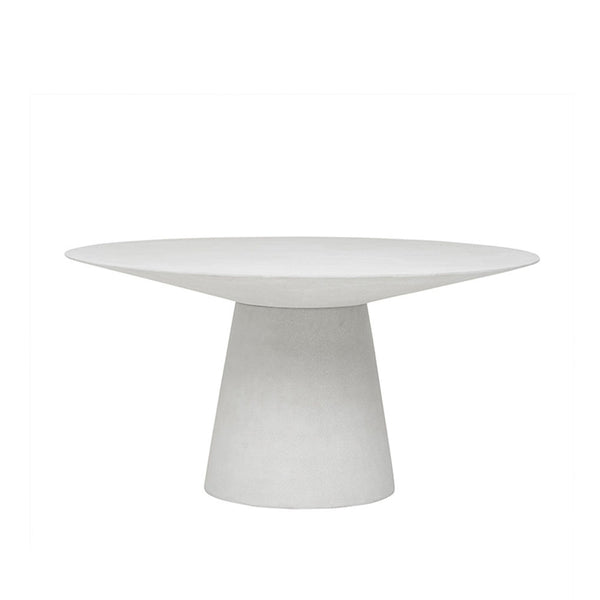 Livorno Outdoor Dining Table White