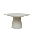 Livorno Outdoor Dining Table Grey