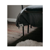 Pony Rider Organic Canvas Duvet Cover