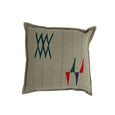 Pony Rider My World Cushion Cover Olive 45*45