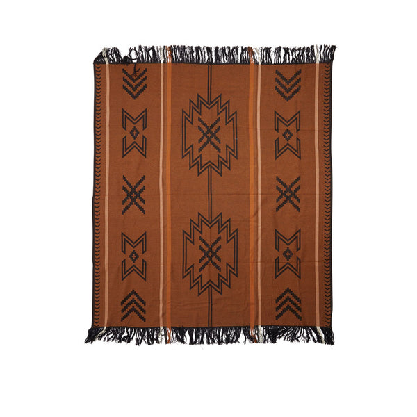 Pony Rider Seeker Travel Throw