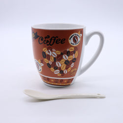 Coffee Lover Printed Mug 03