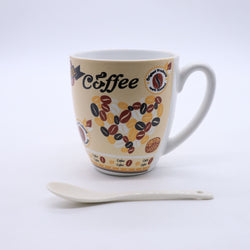 Coffee Lover Printed Mug