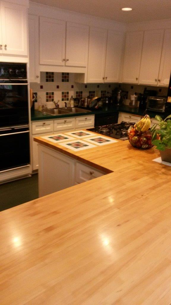 Edge Grain Countertops