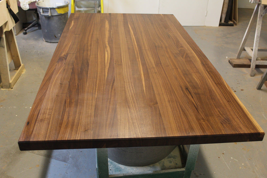 ... Long Grain Walnut Countertop ...