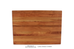12x18x1.5 Long Grain Cutting Board