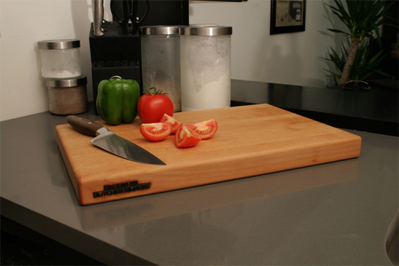 Long Grain Maple Cutting Board