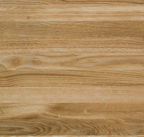 Custom Long Grain Oak Countertop - square pattern