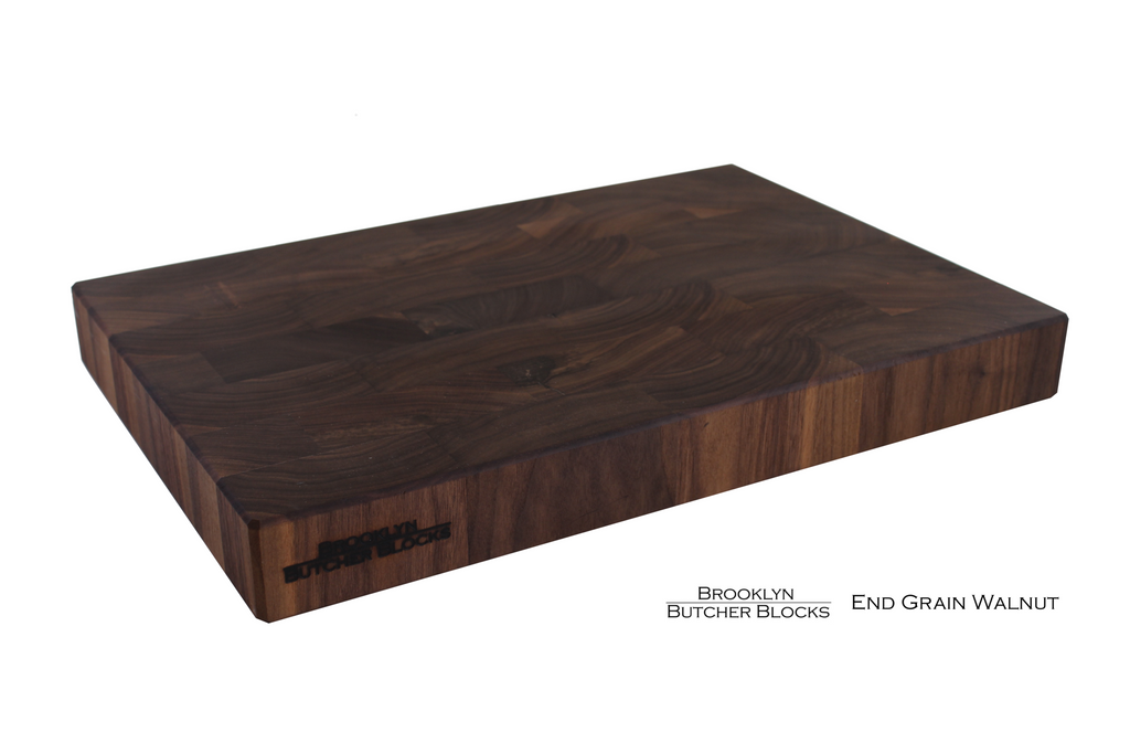 End Grain Walnut Butcher Block Brooklyn Butcher Blocks Llc