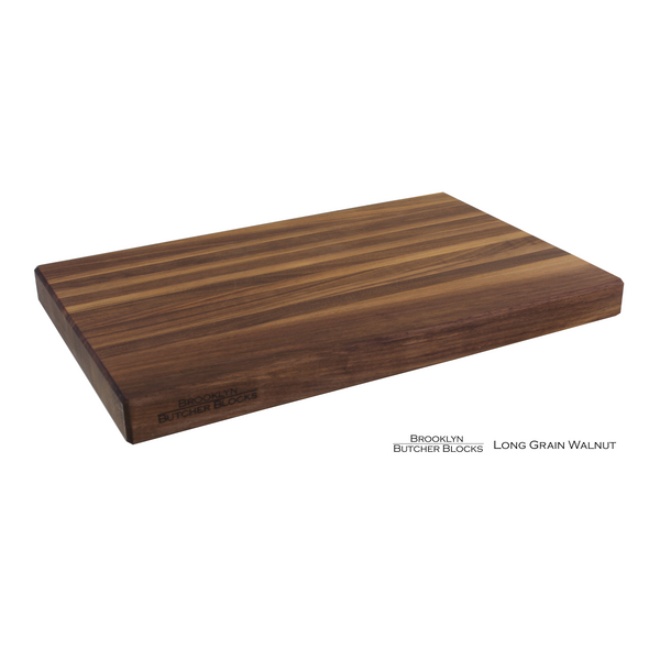 Long Grain Walnut Cutting Board