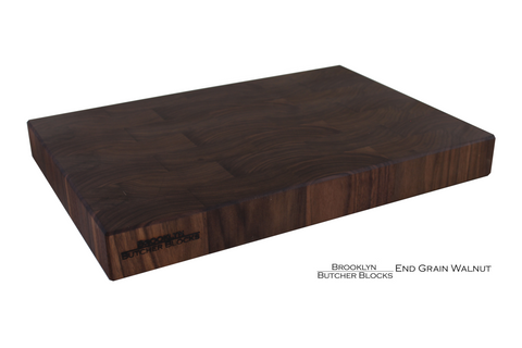 12x18x2 End Grain Butcher Block Cutting Board