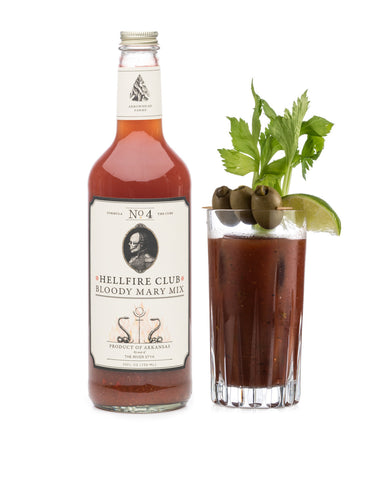 Hellfire Club Bloody Mary Mix - 25OZ.