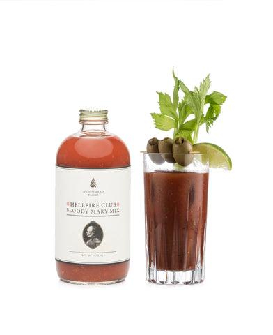 Hellfire Club Bloody Mary Mix - 16OZ.