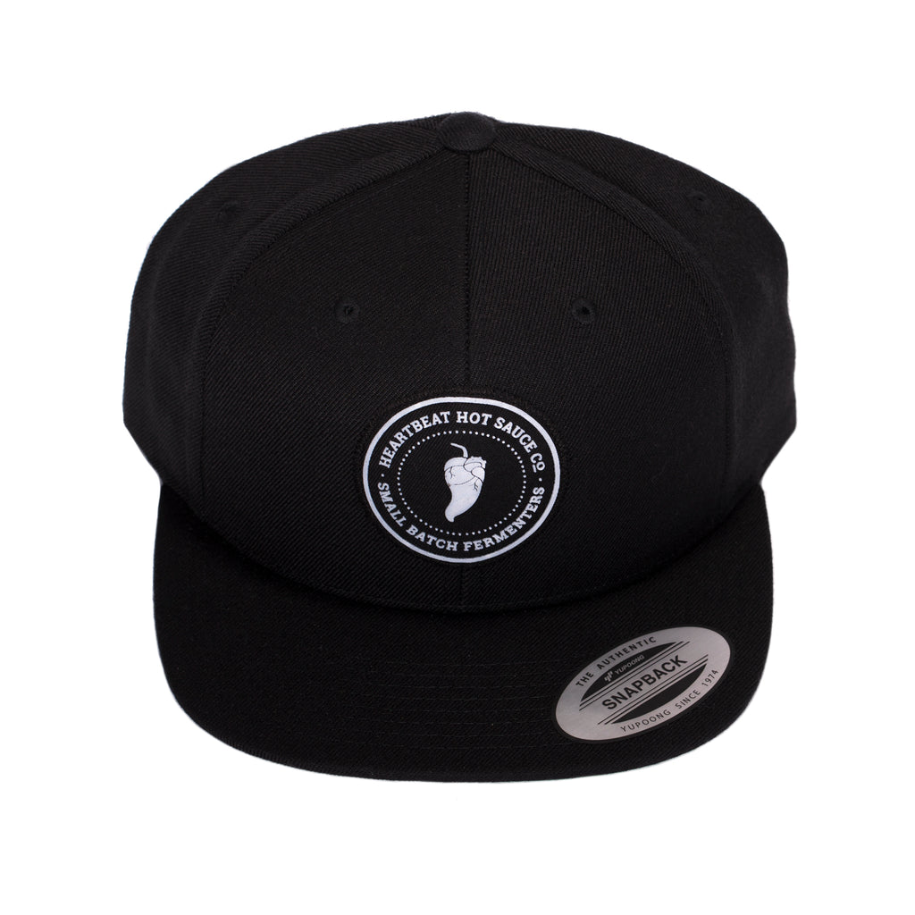 Patch Snapback (Black)