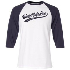World Cafe Live Baseball Tee - Classic