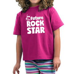 "World Cafe Live ""Future Rockstar"" Toddler Tee"