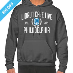World Cafe Live Pullover Hoodie - $10 OFF!