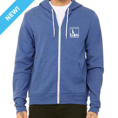 World Cafe Live Zip Up Hoodie