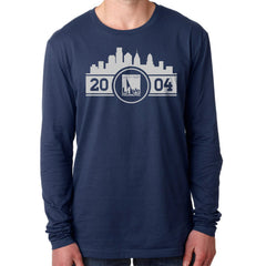 World Cafe Live Long-Sleeve T-Shirt - Philadelphia Skyline
