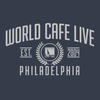 World Cafe Live Tee - Classic