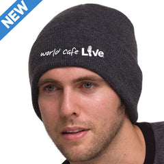World Cafe Live Knit Hat