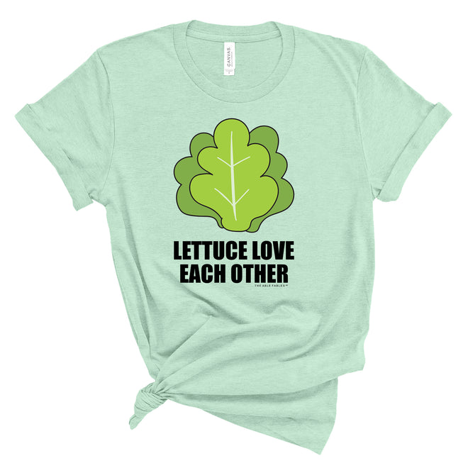 Lettuce Love Each Other