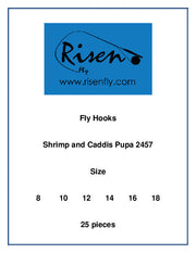 Shrimp and Caddis 2457
