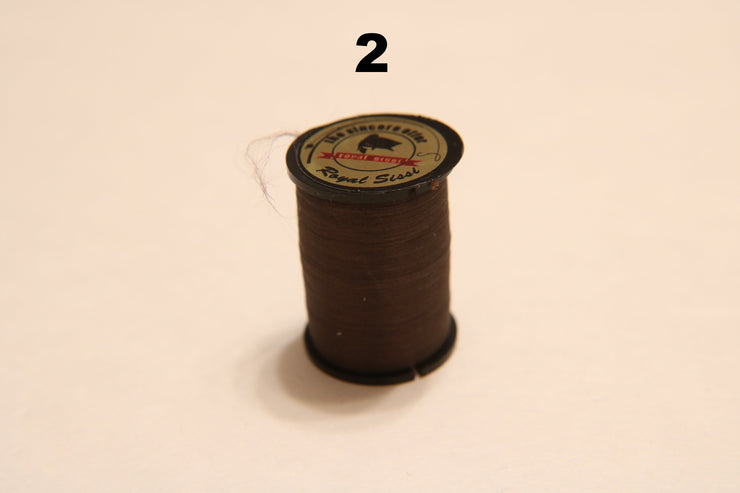 100D Waxed Tying Thread