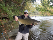 Hosted trip to the Salmon River in New York - October 10-14 2020