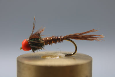 Bead Head Pheasant Tail Nymph Hot Head