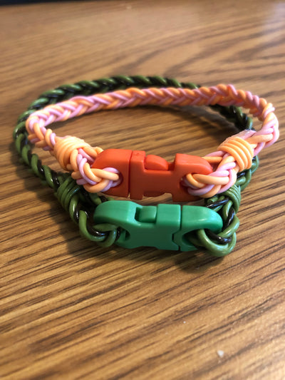 Men's Bracelet - Lillia's Lines of Love