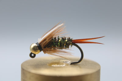 Tungsten Bead Barbless Jig Prince Nymph