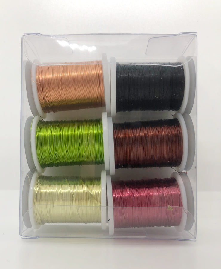 Fly Tying Wire Selection