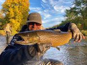Hosted trip to the Salmon River in New York - October 9-13 and 13-17 2021