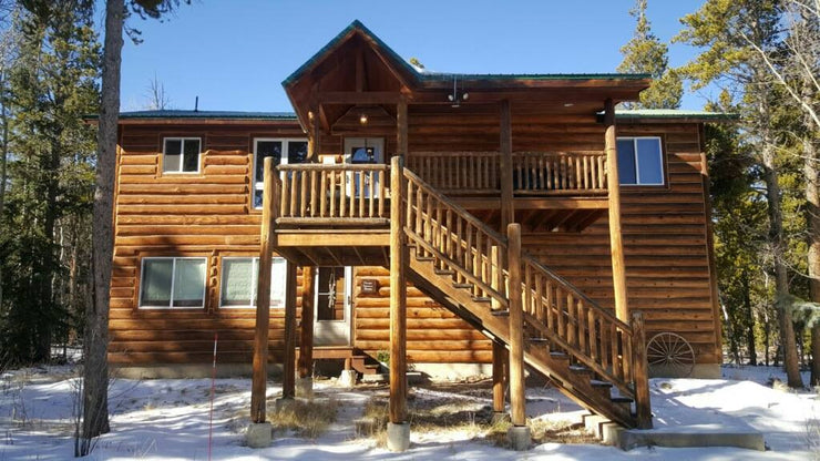 Rusty Spinner Lodge in Colorado